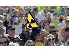 Rassemblements antinucléaires pour Tchernobyl