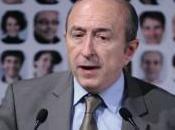 Lyon Gérard Collomb veut faire accélérer construction grand stade