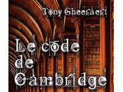 code Cambridge, Tony Gheeraert