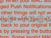 macX4 Changer [MàJ 1.3] l'adresse l'iPhone
