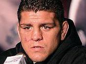 Dana White Nick Diaz