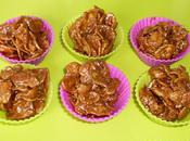 Roses sables snickers