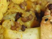 Curry chou fleur & tofu épicés