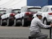 Ventes véhicules neufs Japon -51% avril