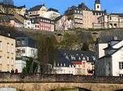 Ville Luxembourg vieux quartiers fortifications