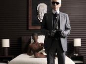 Karl Lagerfeld Baptiste Giacobini transformé Magnum géant