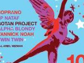 Gotan Project, Alpha Blondy, Twin prennent Place Bastille