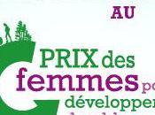 Prix femmes pour développement durable
