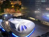 Zaha Hadid féminité futurisme