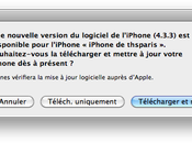 4.3.3 disponible pour iPhone, iPod Touch iPad
