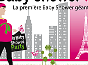 Évènement Participez 1ère Baby Shower géante France