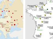 Centrales nucléaires européennes tests crash d'avion