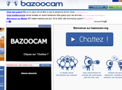 Bazoocam.org veut faire durer chat aléatoire