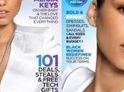 Alicia Keys fait couv. d'Essence mois juin