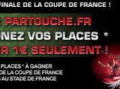 Gagnez places pour finale Coupe France LOSC