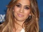 Jennifer Lopez dans l'émission American Idol