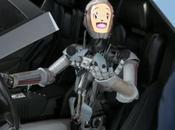 voitures Dodge seront conduites robots,