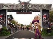 Pirates Caraïbes Fontaine Jouvence: l'avant-première