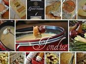 Fondue fromage cidre glace
