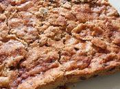 Shortbread choco-orange sans oeuf, recyclage avec