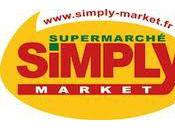 Magasin Simply Market Romainville