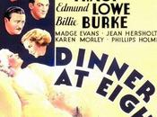 Invités huit heures Dinner Eight, George Cukor (1933)