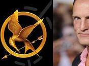Hunger Games Woody Harrelson jouera rôle d'Haymitch