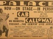 Mardi 1942 Calloway rug-cutters scène Palace