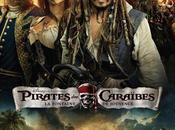 Critique Pirates Caraïbes fontaine jouvence Marshall