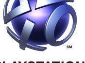 Retour ligne progressif Playstation Network Sony