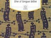longue lettre Mariama