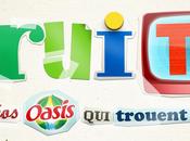 Oasis lance FruiTV, chaîne Youtube parodiant plus célèbres vidéos virales.