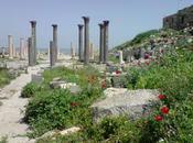 Jordanie ruines, ruines