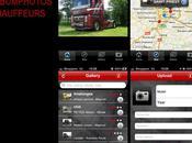 Renault Trucks stratégie smartphone
