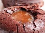 recette Caramel Gateaux chocolat coeur fondant caramel beurre salé