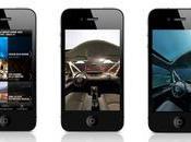 Avec Renault votre iPhone, partez découverte monde