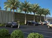 nouvel hôtel Onomo construction Libreville (Gabon)