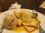 bananes poêlées sauce caramel beurre salé