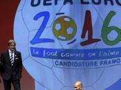 Euro 2016 Stades sélectionnés sont
