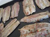 "Sardines grillées, tomates provençales ""plot""....."
