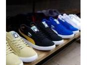 Release info: UNDFTD Puma Clyde Canvas Collection