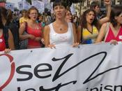 anti G8″, osez féminisme french révolution manifs week-end photos