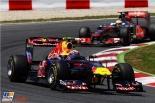 Hamilton, Button, Webber Alguersuari réprimandés