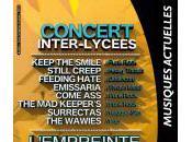 News Concert Inter-lycées Melun Seine samedi