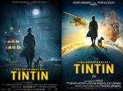 Tintin cinéma bande-annonce affiches