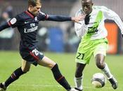 Saint-Etienne 38ème journée Ligue 2010-2011