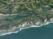 Escale géologique côte basque.