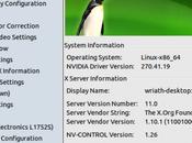 Installer dernier driver Nvidia 270.41.19 Ubuntu 11.04