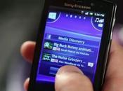 Android 2.3.3 déployé Sony Ericsson Xperia Play