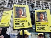 Aung salue l'action d'Amnesty International, l'occasion 50ème anniversaire l'ONG